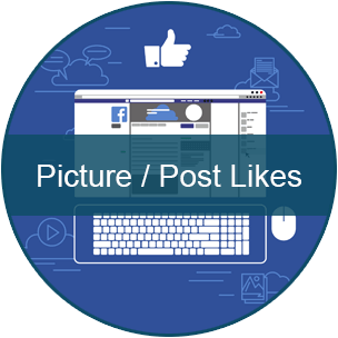Facebook post Like - WaySMM